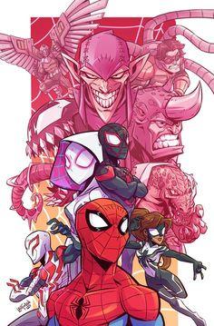 Spider-Man Animated by DerekLaufman