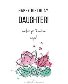 Birthday Wishes For Daughter - Happy Birthday Mom From Daughter, Happy Birthday Mom Quotes, Happy Mothers Day Wishes, Birthday Wishes And Images, Birthday Cards For Mom, Best Birthday Wishes, Birthday Wishes Quotes, Happy Wishes, Birthday Ideas