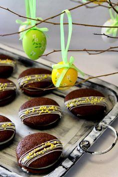 Kakkuviikarin vispailuja!: Whoopies