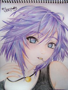 「Mizore Shirayuki Close up」/「El Joey Designs」のイラスト [pixiv] Savage Pics, Rosario Vampire Anime, Manga Anime, Anime Art, Yuki Onna, Anime Monsters, Anime Crossover, Manga Love, Illustration Girl