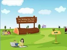 demo-of-grade-8-english-module-the-writing-your-path-to-success-challenge by Prashant Khanna via Slideshare