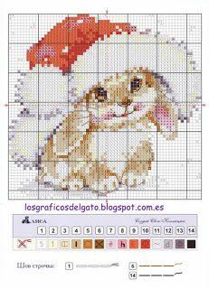 los gráficos del gato: Navidad