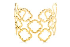 Marrakech Cuff, Gold