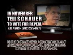 Ad from American Action Network opposing Mark Schauer, Democratic candidate for U.S. House from Michigan. 7/10/12