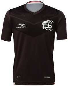 Camisas do Santa Cruz FC 2016-2017 Penalty Terceira Bola De Futebol b66ae76014e69