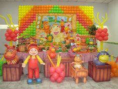 Temas para Festa Infantil
