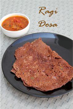I have always included ragi flour in my chapathi flour(wheat flour)to mak...