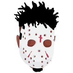 """21 Savage """"Issa Mask"""""""
