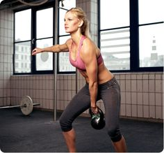 6 Power Kettlebell Exercises To Obliterate Body Fat And Send Your Heart Screaming