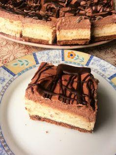My sweet a life: Kinder Bueno - bez pieczenia Homemade Cakes, Tiramisu, Food And Drink, Menu, Pasta, Cooking, Ethnic Recipes, Impreza, Polish