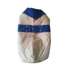 Capa California Marrom e Azul Pickorrucho's - MeuAmigoPet.com.br #petshop #cachorro #cão #meuamigopet