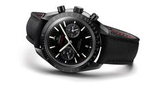 "OMEGA Watches: The Speedmaster ""Dark Side of the Moon"""