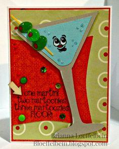 Martini Anyone!