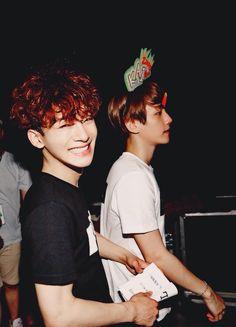 Chen + Baekhyun