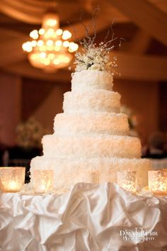 Kelly And Alexs Wedding Cake