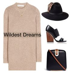 """OTD122:..Wildest Dreams"" by bugatti-veyron ❤ liked on Polyvore featuring Maiyet, Marni, Chanel and Penmayne of London"