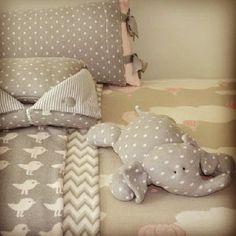 Roupa de cama bebês