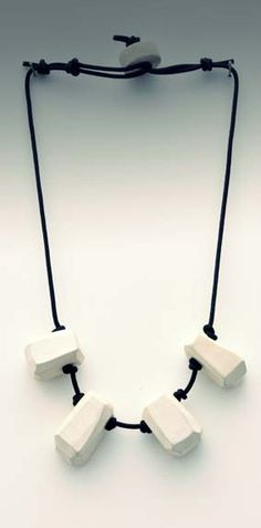 Short necklace by Fotini Rozi