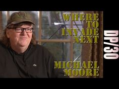 """Michael Moore Discusses his New Movie """"Where to Invade Next"""" 