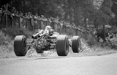 Brabham BT24 Nürburgring