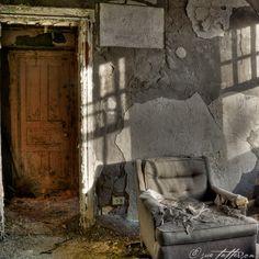Spirits of the Abandoned Buck Hill Falls Inn Gallery