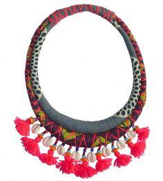 toubab paris Suggestion for Textile Jewellery's workshop www.mart.trento.it/education