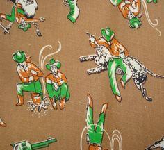 Vtg fabric... Yum!