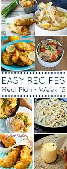 Easy quick kid friendly recipes for dinner, lunch, breakfast, snacks, & dessert. Freezer friendly, slow cooker, crock pot, holiday & make ahead meals.
