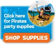 Possible pirate party for Joshua's 3rd bday