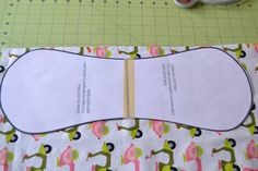 Many moons ago I share with you all how to make burp cloths. Well, how I make them. There's more than one way to skin a cat. Or make a burp cloth. And today I'm sharing how to make …