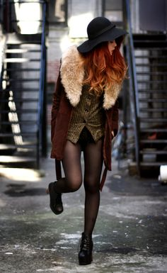 I would love this hair colour for a day