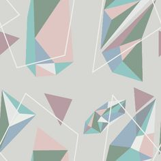 #PATTERNS #GEOMETRIC #VINTAGE #COLORS #TRIANGLE #patterns #geometric #vintage