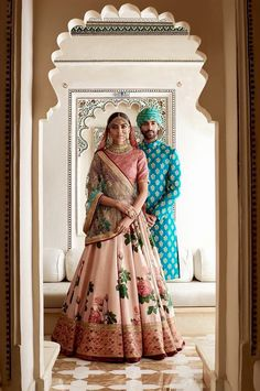 #Sabyasachi #SpringCouture2017 #TheUdaipurCollection