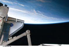 La NASA usa partes de los transbordadores retirados para la Estación Espacial Internacional