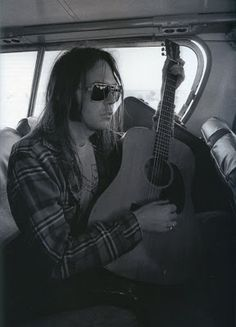 Neil Young March, 1974.