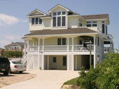 Duck Vacation Rental - VRBO 239682 - 7 BR Northern Coast & Outer Banks House in NC, The Most Kid Friendly Home in Duck - Heated Pool - $200 Off