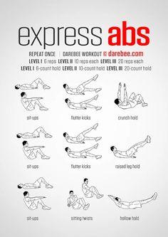 Express Abs Workout