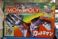 Monopoly Ultraman Edtion