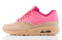 """Sneakers – Women's Fashion :    Nike WMNS Air Max 1 VT """"Vachetta"""" Pack   Release Date & Detailed Pictures  - #Sneakers https://youfashion.net/fashion/sneakers/sneakers-womens-fashion-nike-wmns-air-max-1-vt-vachetta-pack-release-date-detailed-2/"""