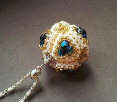 bizuteria-blond: Galaxy bead