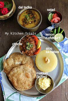 haryana- thali
