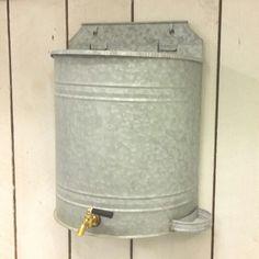 tiny-house-water-jug.jpg 600×902 pixels | Sink, Cabin ...