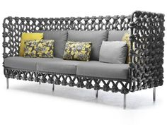 Sofa / Garden Sofa Cabaret Collection By KENNETH COBONPUE | Design Kenneth  Cobonpue