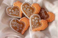 medovnikove srdce