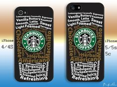Starbucks iPhone Case...