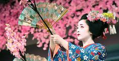 Image result for cherry blossom costume