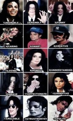 This is our Michael! <3  I'm so proud to be his fan!