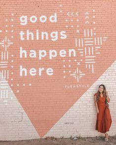 Top 10 Instagram, Instagram Wall, Instagram Worthy, 3d Optical Illusions, Murals Street Art, Mural Wall Art, Cafe Design, Backdrops, Things Happen