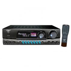Pyle 200 Watts Digital AM/FM Stereo Receiver - myaccessoryguy