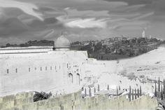Al Aqsa y Monte de los Olivos- Jerusalem